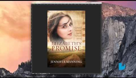 Watch the Book Cover Design Unfold for 'Elizabeth's Promise'