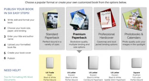 Self-Publishing Platform Review: Lulu.com