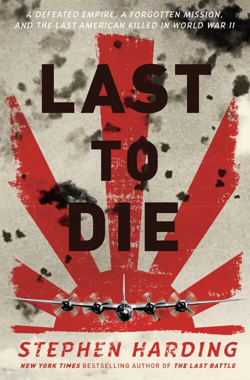 Last to Die Book Cover