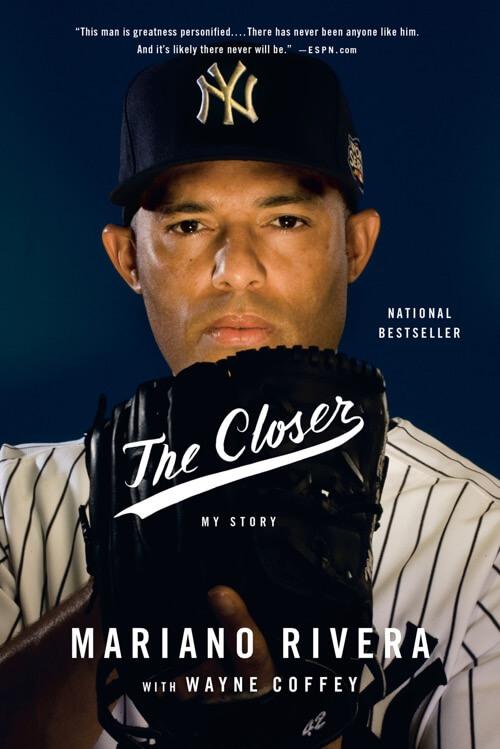 Mariano Rivera Book Cover