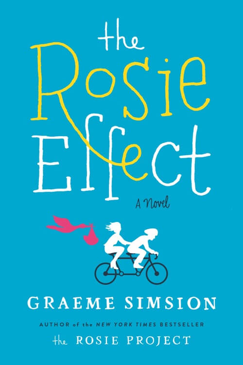 The Rosie Effect Book Cover