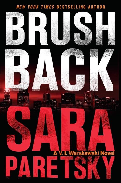 Brush Back Cover Design