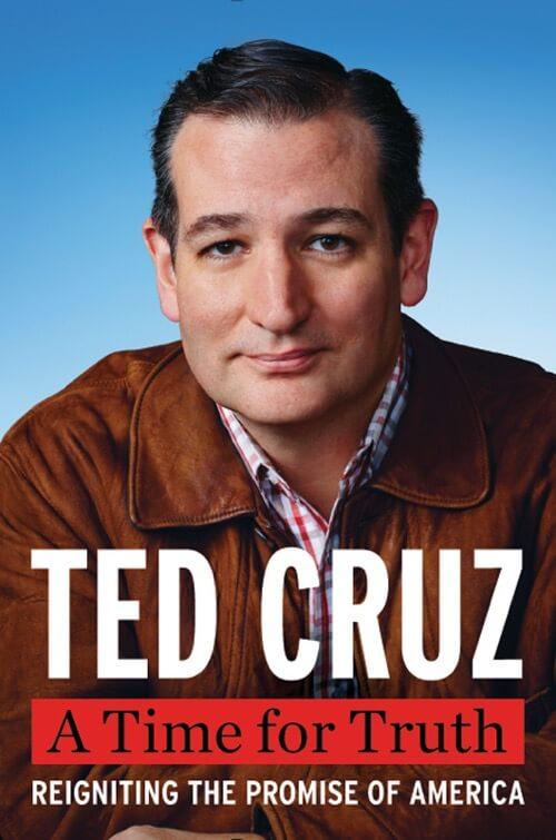 Ted Cruz Book Cover