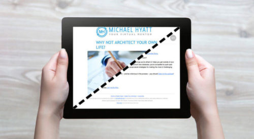 Why Michael Hyatt Changed His Email Newsletter Strategy
