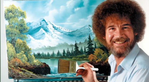 Episode 36: What Bob Ross Can Teach Us About Building a Personal Brand